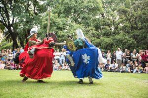 Aldea Medieval @ Centro Cultural del Sur.