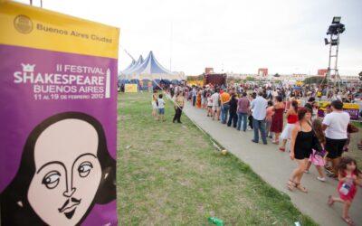 """Diario La Nación: """"Nueve días llenos de Shakespeare"""""""