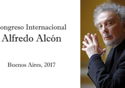 Congreso Internacional Alfredo Alcón