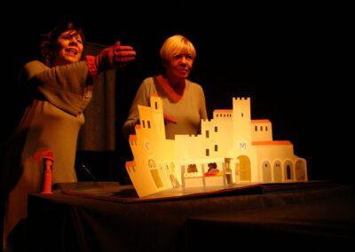Romeo y Julieta, una tragedia de papel (Infantil)