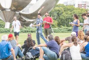Caminata Shakespeareana @ Museo Argentino de Ciencias Naturales - Parque Centenario
