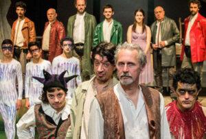 La Tempestad @ Teatro Andamio 90