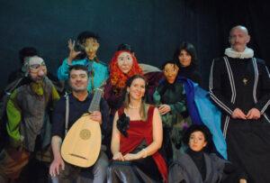 Noche de epifanía @ Teatro Nun