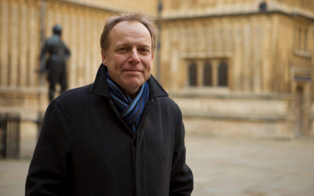 Telam: «El especialista James Shapiro, en Argentina por el festival Shakespeare»
