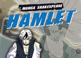 Presentación Manga Shakespeare: Hamlet