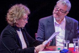 """Norma Aleandro y Jorge Marrale: """"Borges y Shakespeare"""" @ Programación Online en www.festivalshakespeare.com.ar/buenosaires"""