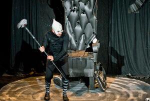I Am Leto (Italia) @ Teatro El Vitral