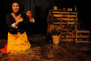 La Shakespeare (Colombia) @ Teatro El Vitral