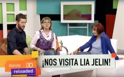 Banda 3.0: Susana Reinoso entrevista a Lía Jelín